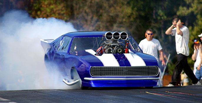 Drag Racing in Mississippi