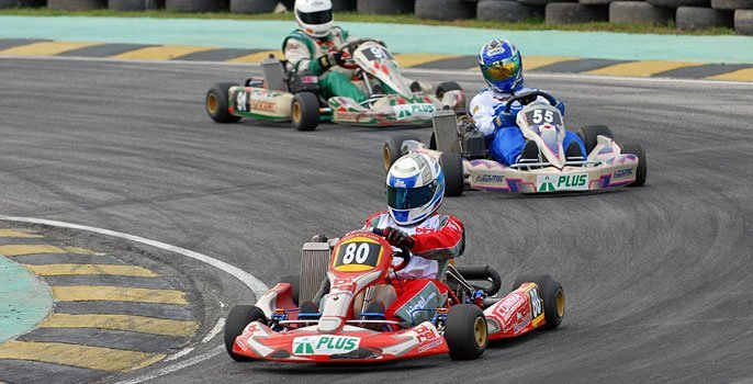 Go Kart Racing in New Jersey