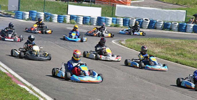 Go Kart Racing in North Carolina