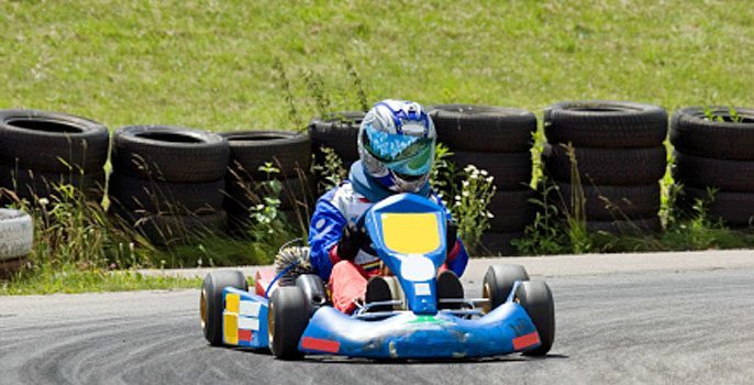 Go Kart Racing in South Carolina