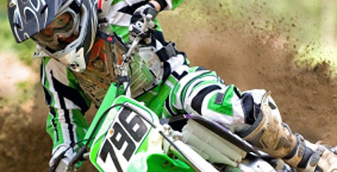 Motocross Racing in California