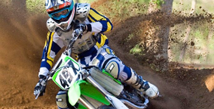 Motocross Racing in North Carolina