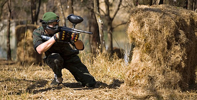 Colorado Paintball