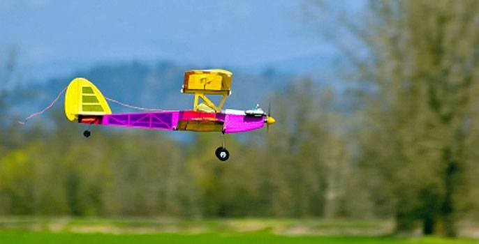 RC Plane Flying in Missouri
