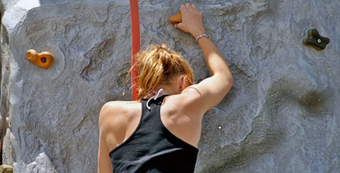 Rock Climbing Gyms In Rhode Island